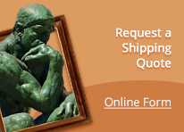 Fine Art Removals Shipping Form Quotation